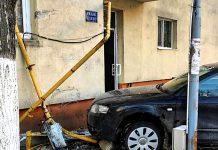Pericol explozie Giurgiu